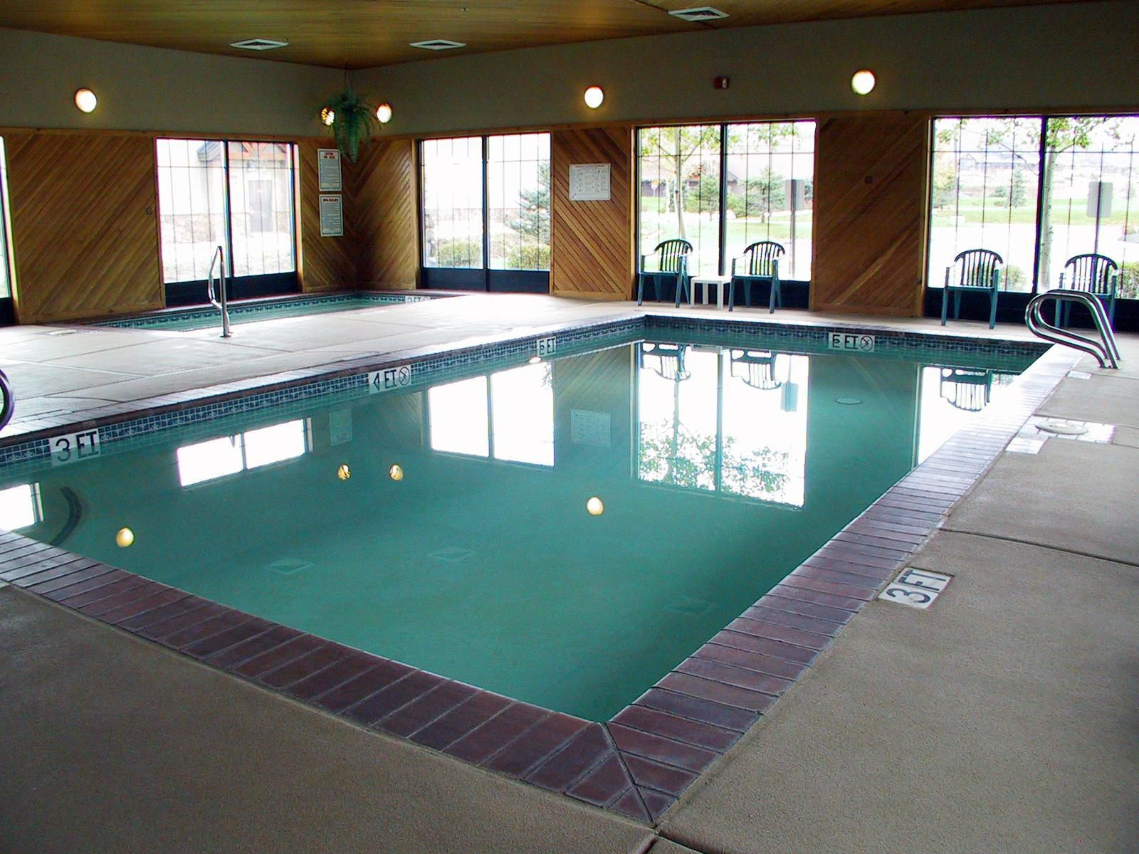 Park City Hotel,  Swimming Pool.
