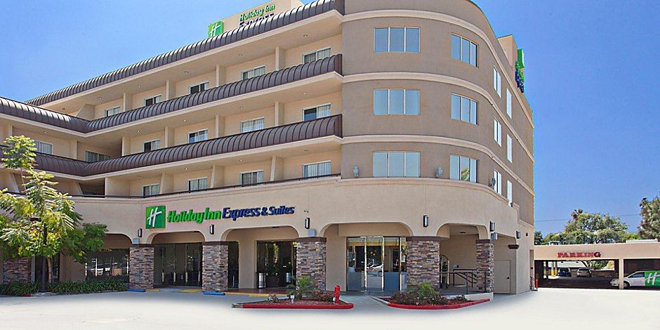 Hotels in Pasadena, CA | Holiday Inn Express & Suites