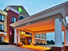 Holiday Inn Express & Suites Perry in Stillwater, Oklahoma