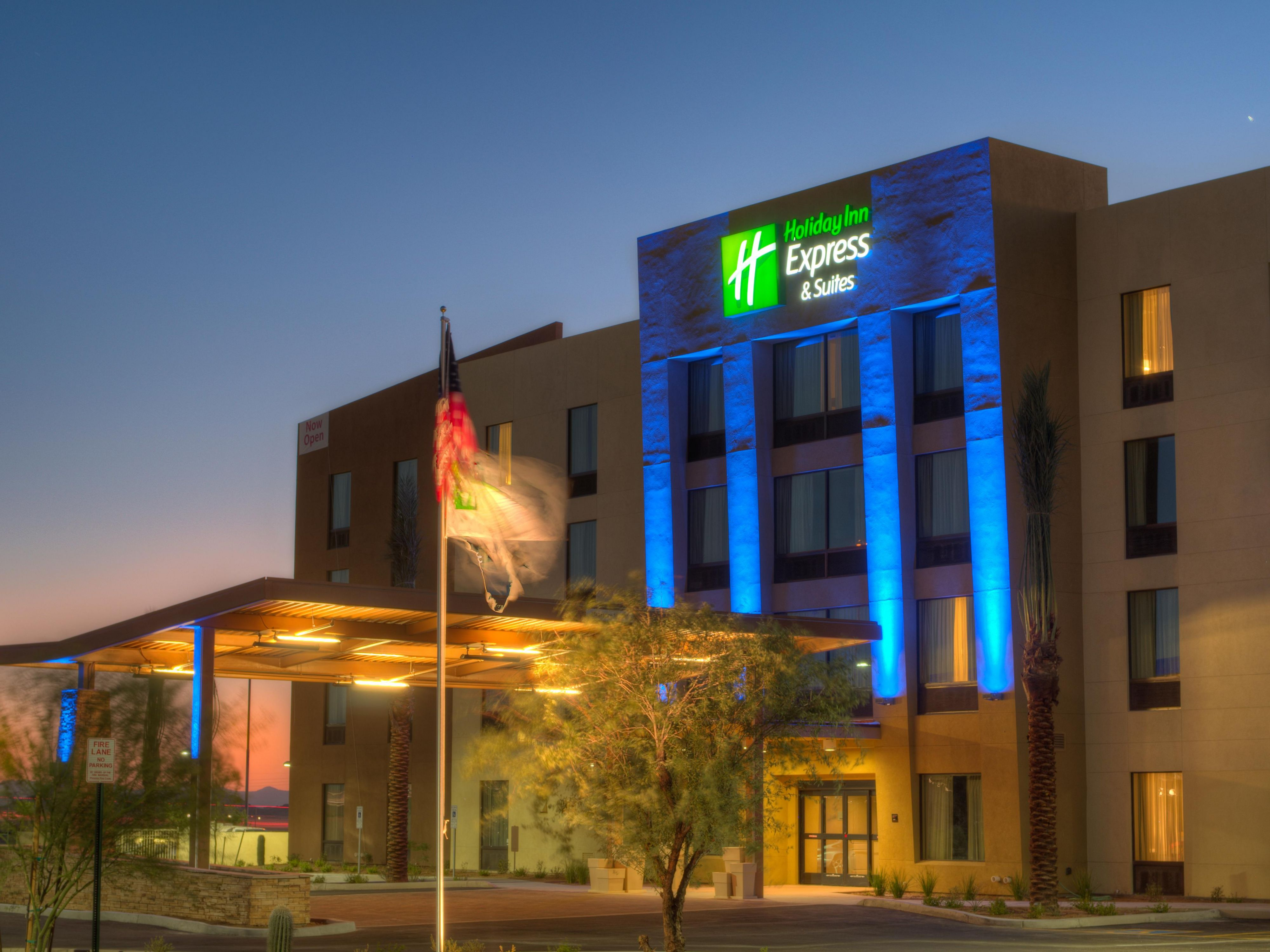 New hotel located at Loop 101 and Tatum Blvd