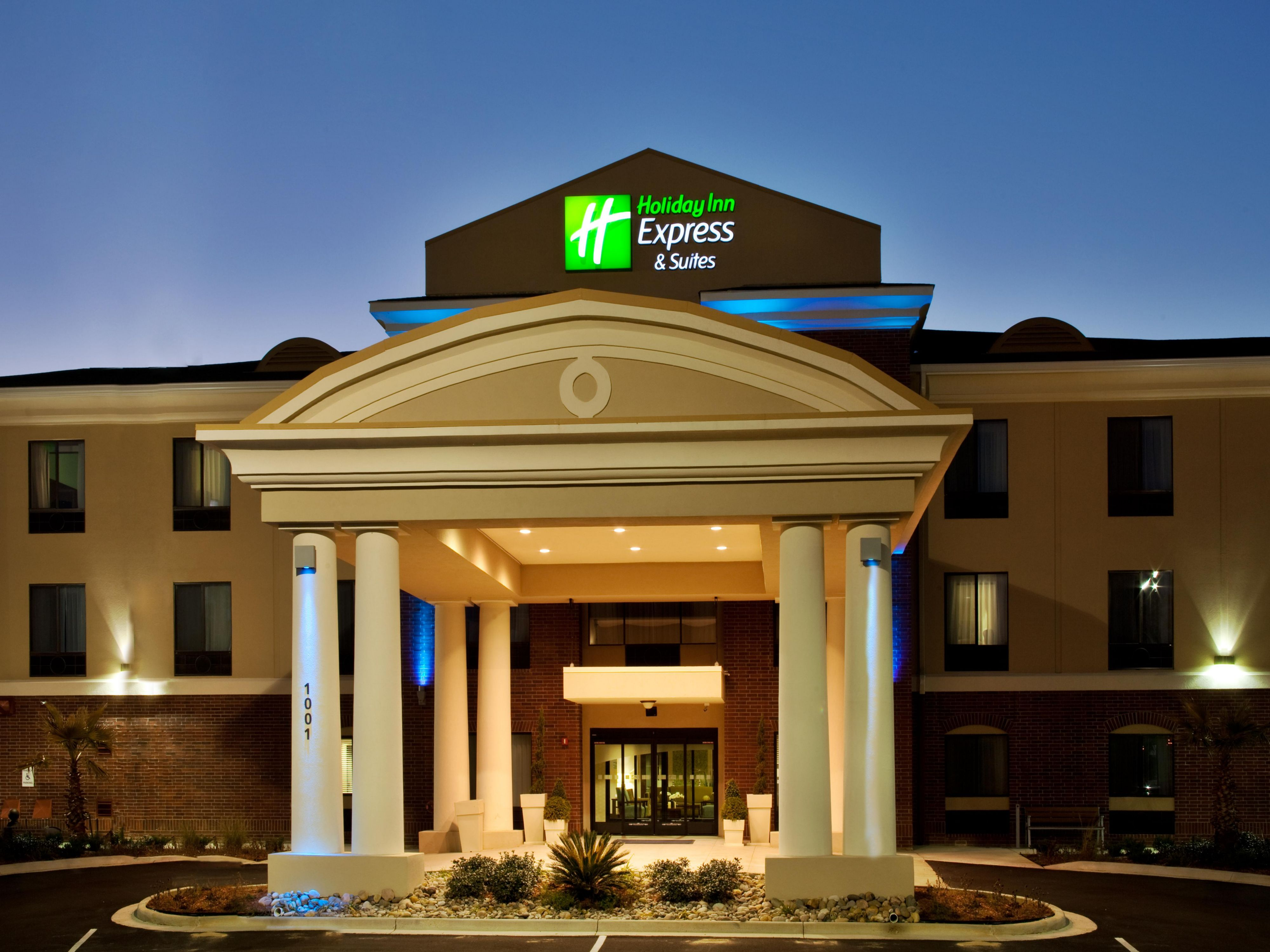 Holiday Inn Express Picayune-Stennis Exterior Feature