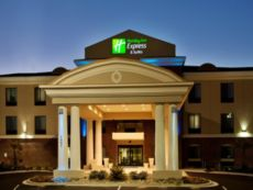 Holiday Inn Express & Suites Picayune-Stennis Space Cntr. in Picayune, Mississippi