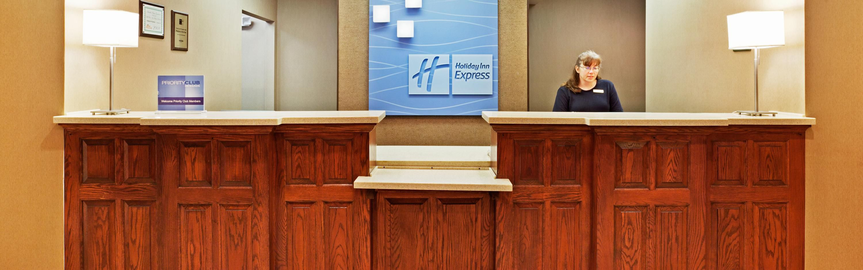 Welcome To The Holiday Inn Express Hotel Pikeville KY!