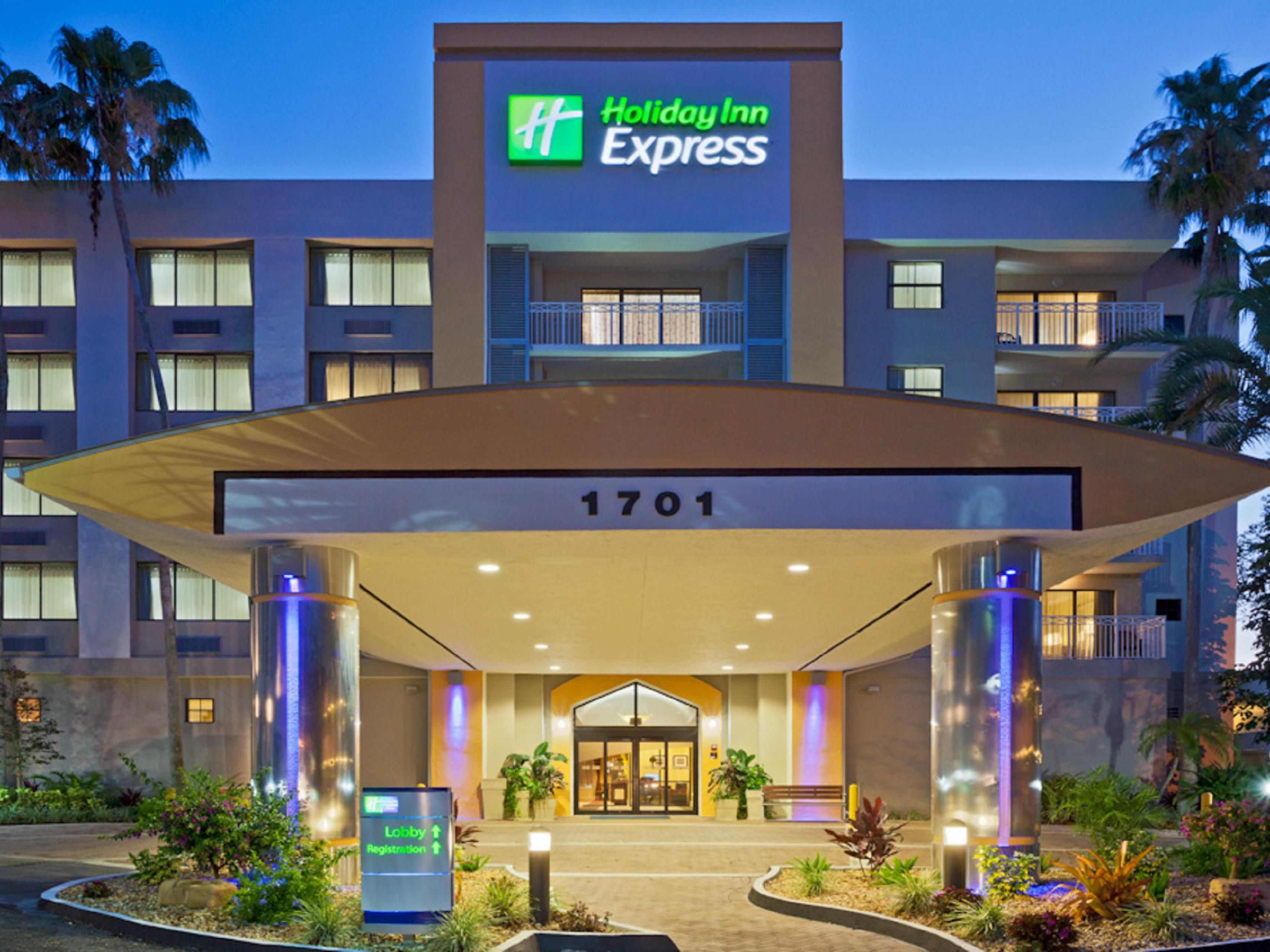 Holiday Inn Tampa Florida