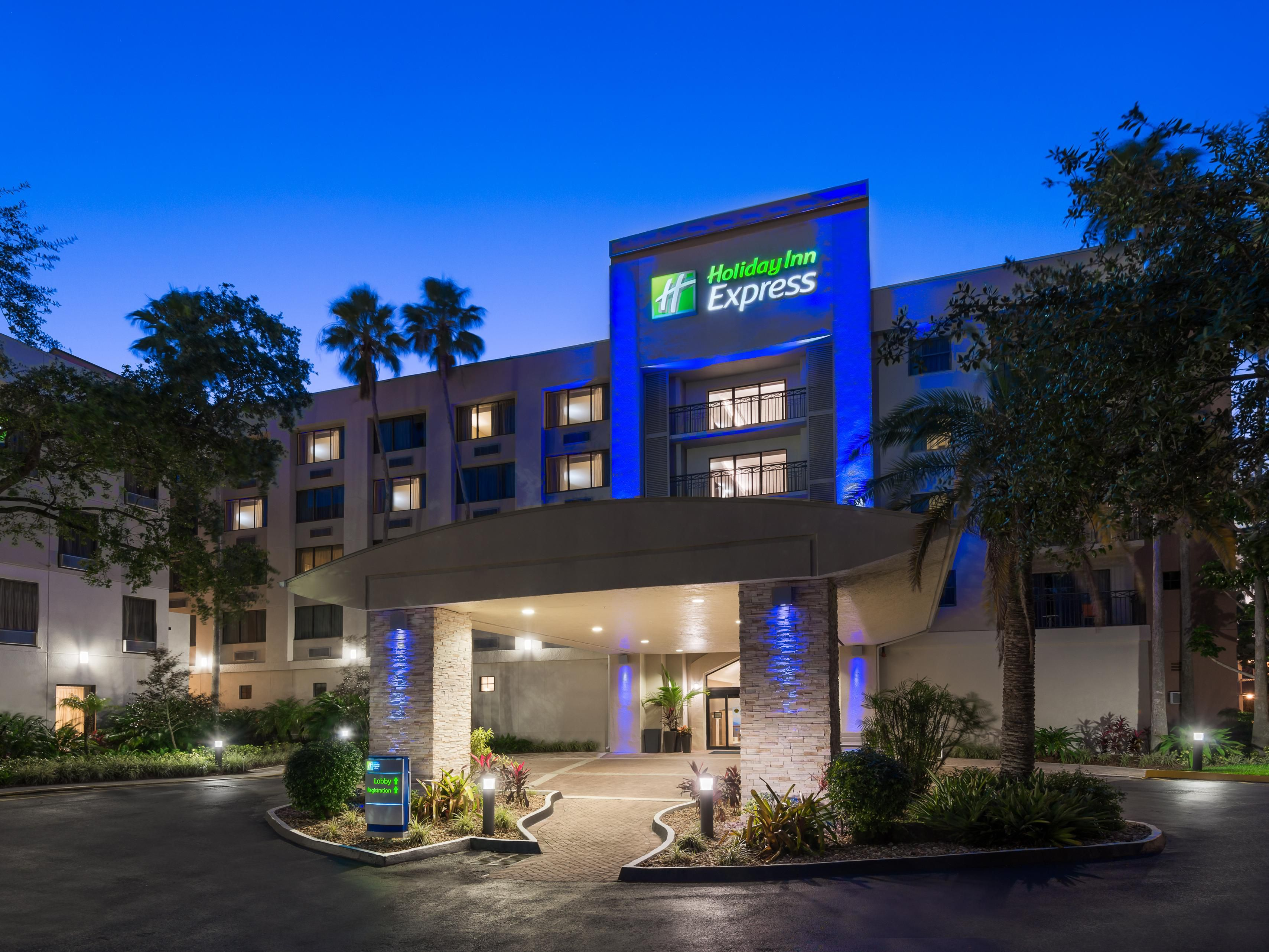 Holiday Inn Express Fort Lauderdale