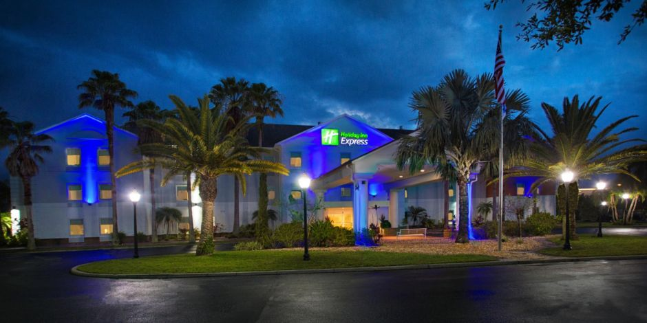 Hotel In Port Charlotte Fl Holiday Inn Express Suites