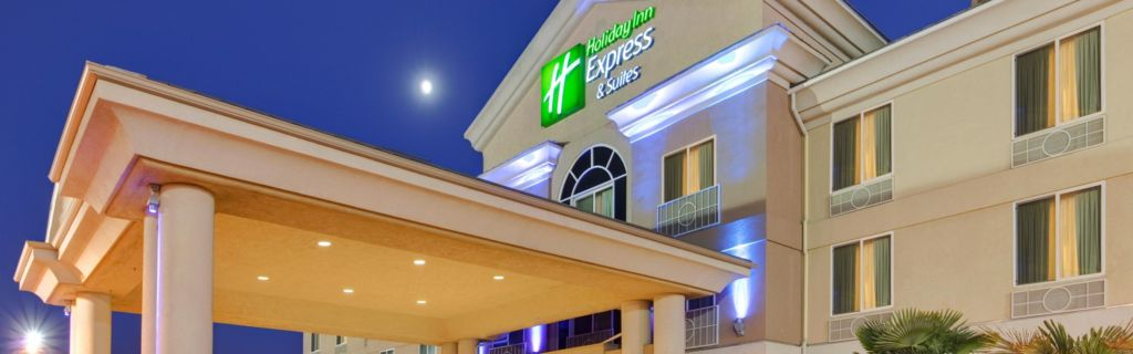 Hotel Exterior Holiday Inn Express Suites Porterville
