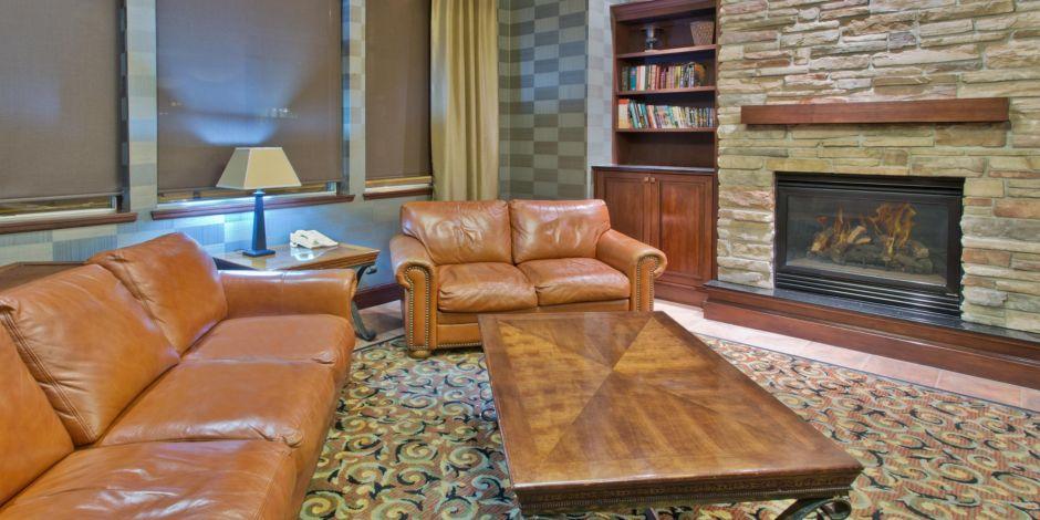 Portland Exterior Hotel Lobby Lounge