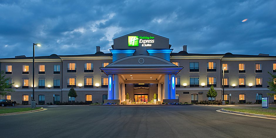 Outstanding Holiday Inn Express Suites Prattville South Hotel By Ihg Download Free Architecture Designs Scobabritishbridgeorg