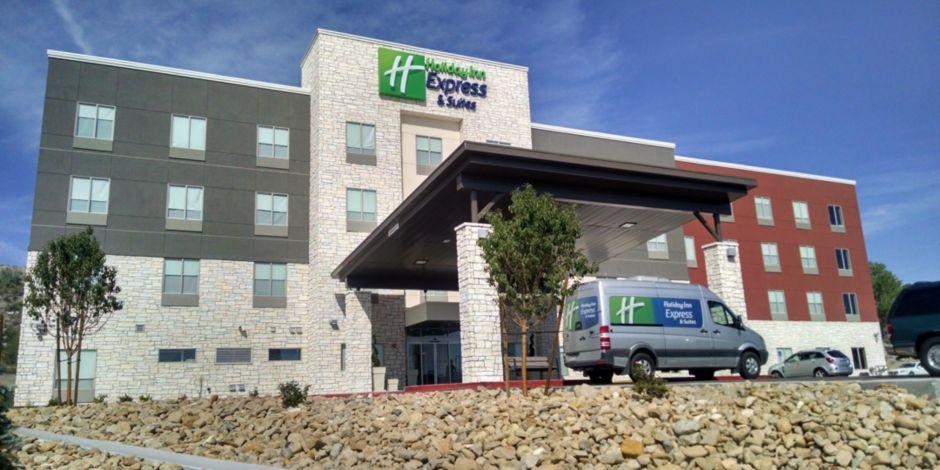 Holiday Inn Express Suites Price Utah