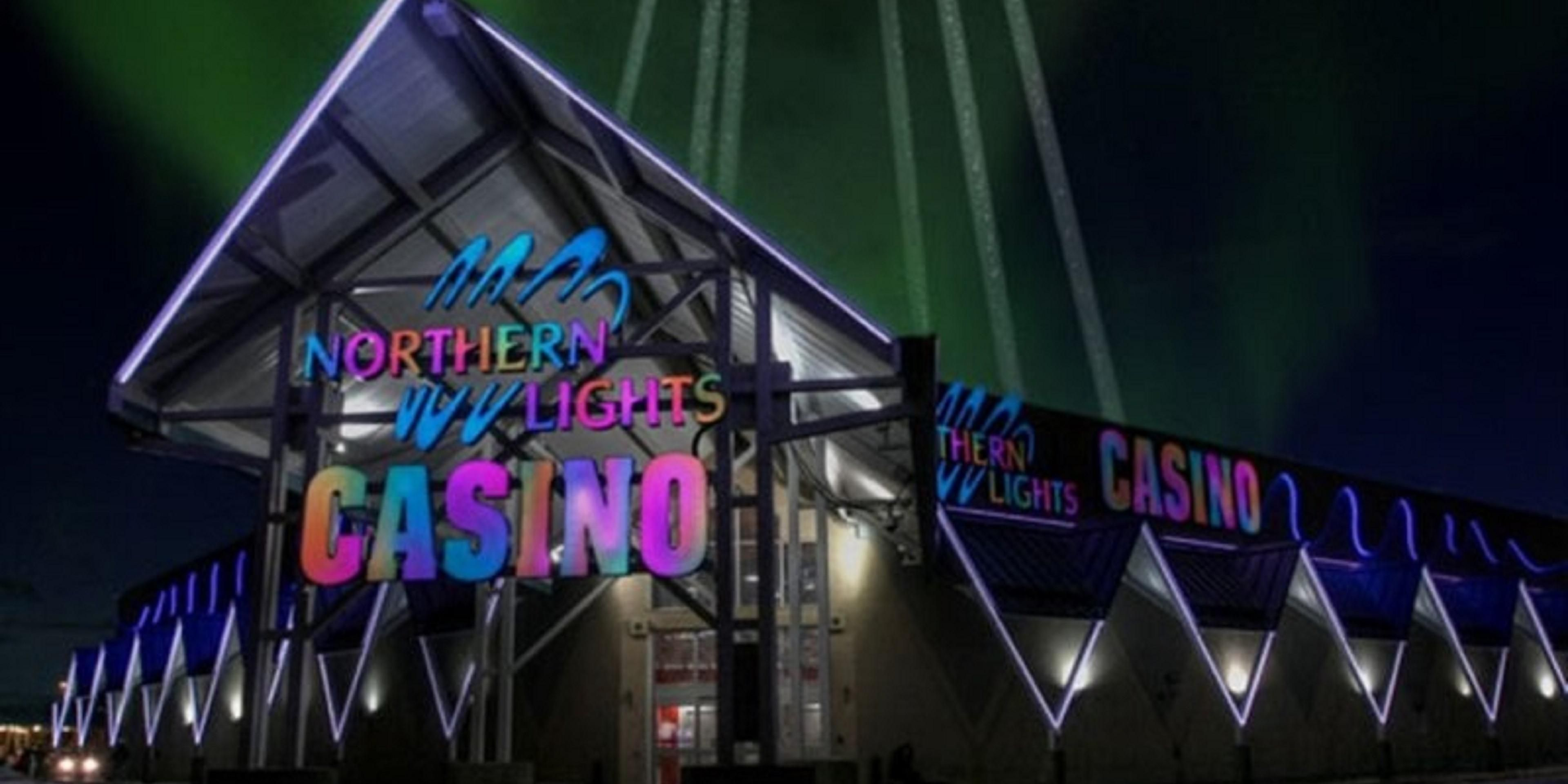... Northern Lights Casino 1 Minute From The Hotel ...