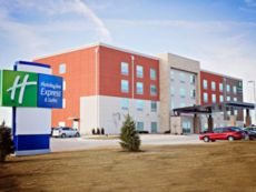 Holiday Inn Express & Suites Rantoul in Champaign, Illinois
