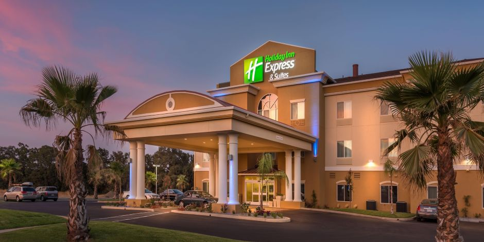 Holiday Inn Express Suites Red Bluff South Redding Area Hotel By Ihg