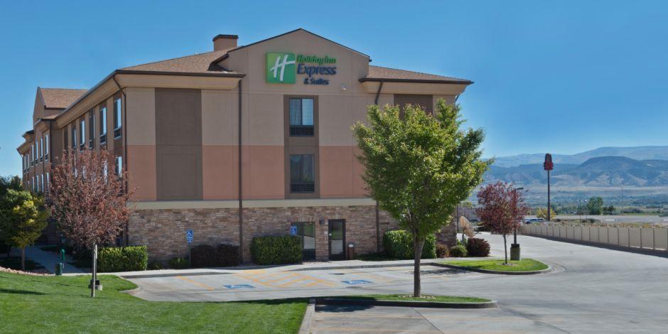 Holiday Inn Express Suites Richfield