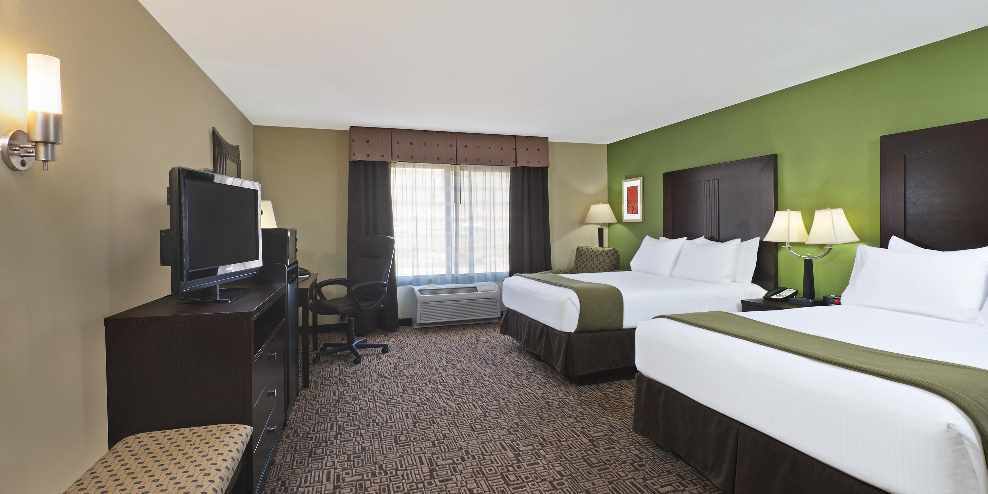 Holiday Inn Express Suites Richfield Ihg Hotel