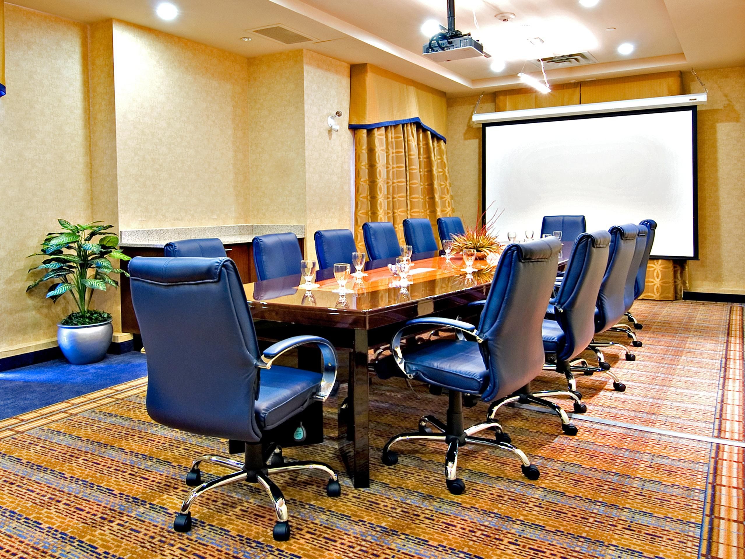 Boardroom High Tech all inclusive AV equipped