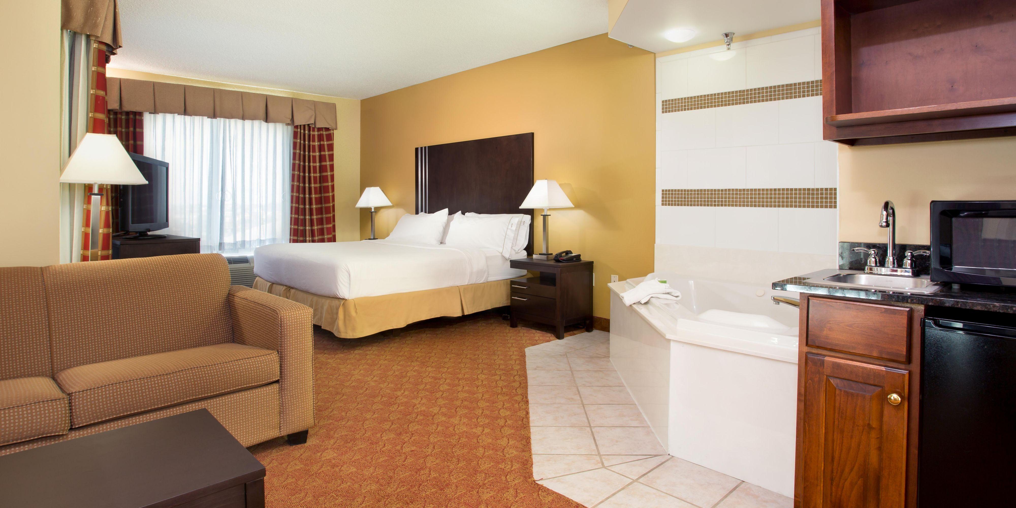 Holiday Inn Express U0026 Suites Richmond Hotel By IHG