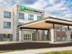 Holiday Inn Express & Suites Rock Falls in Clinton, Iowa
