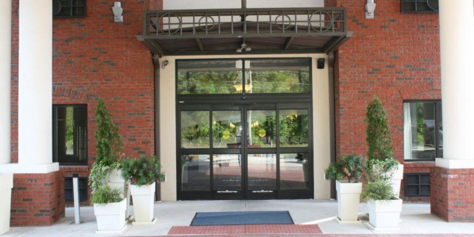Entrance Exterior Feature