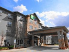 Holiday Inn Express & Suites Chicago West-Roselle in Schaumburg, Illinois