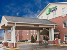 Holiday Inn Express & Suites Roseville in Chesterfield, Michigan