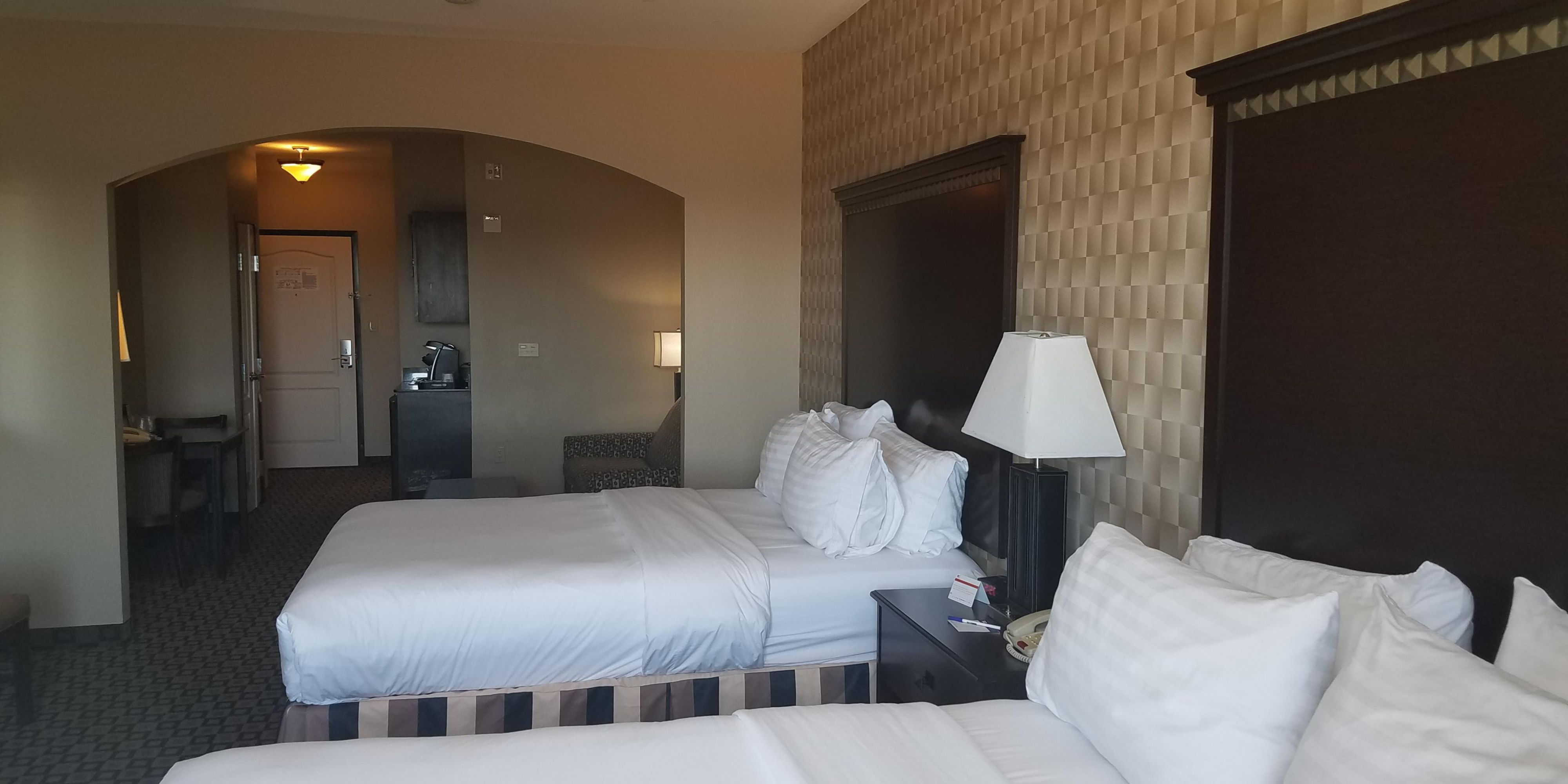 holiday inn express suites royse city rockwall hotel by ihg