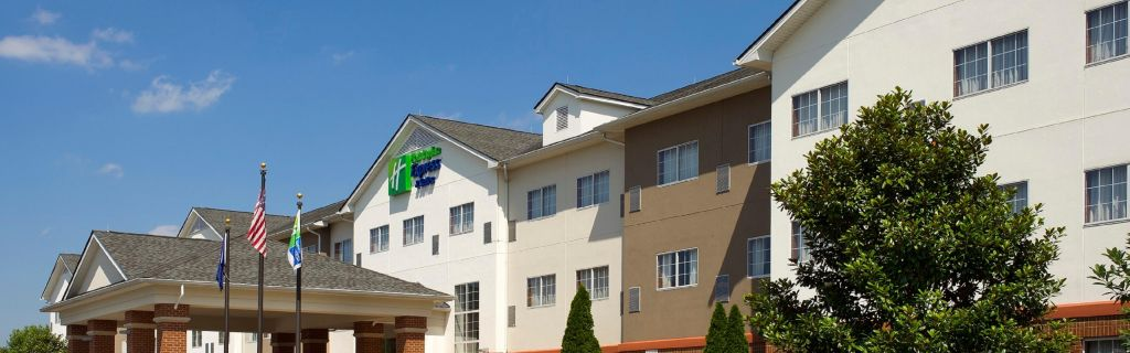 Welcome To Holiday Inn Express Suites In Ruckersville Va