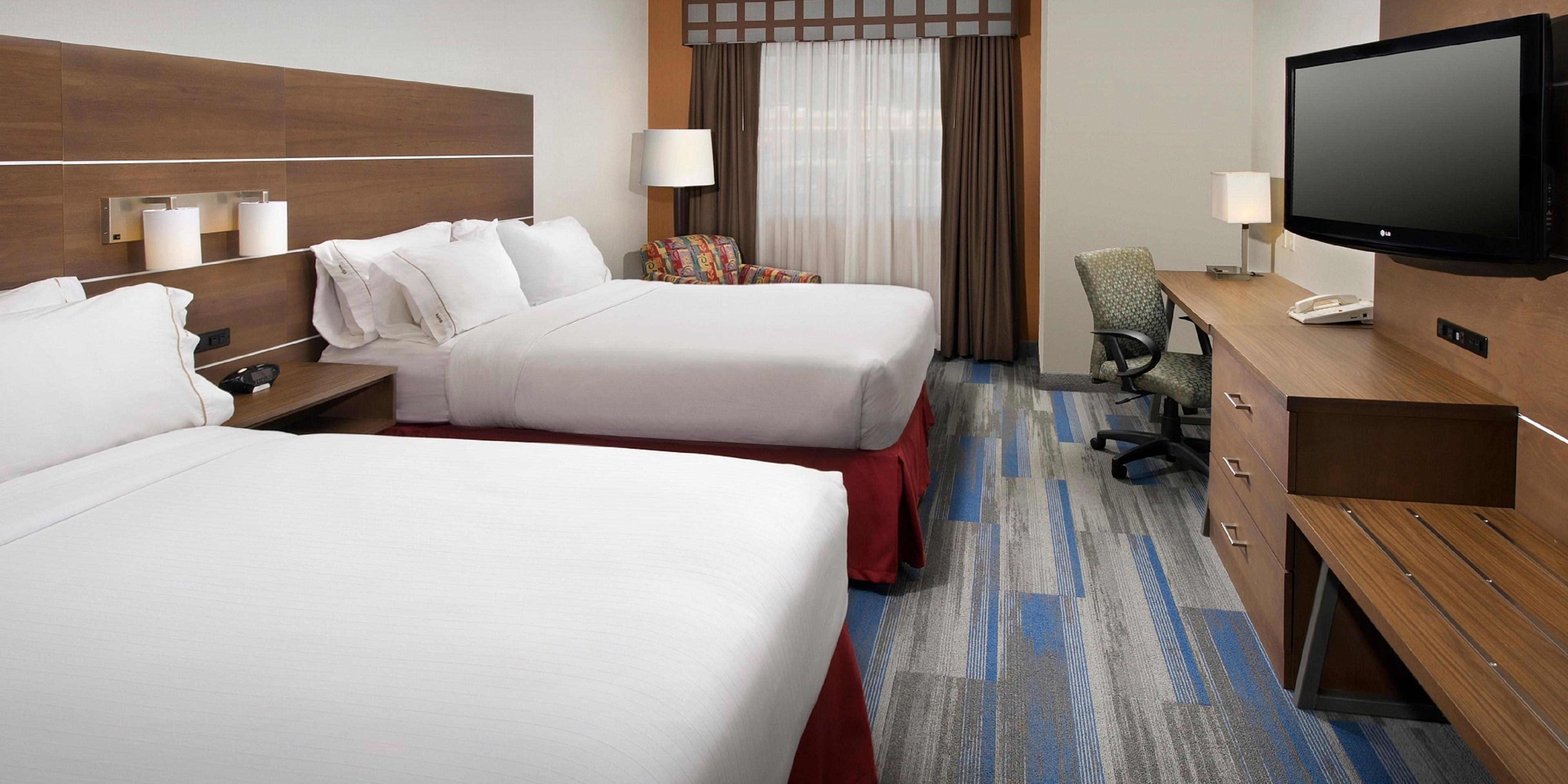 Holiday Inn Express And Suites Ruckersville 4712393566 2x1