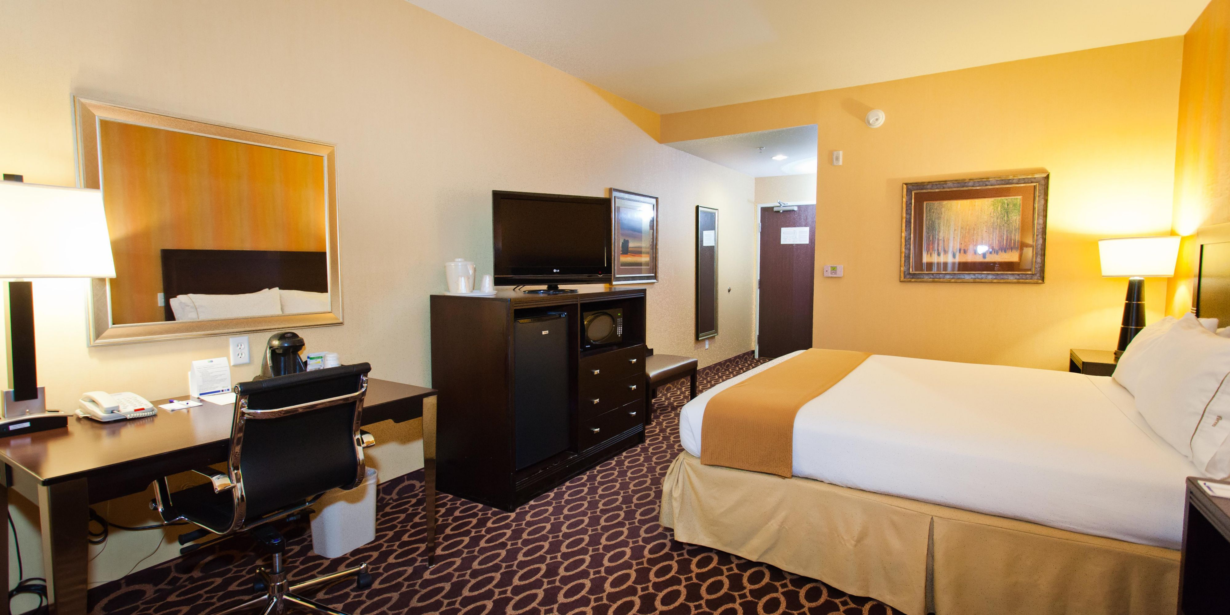 holiday inn express suites sacramento ne cal expo hotel by ihg