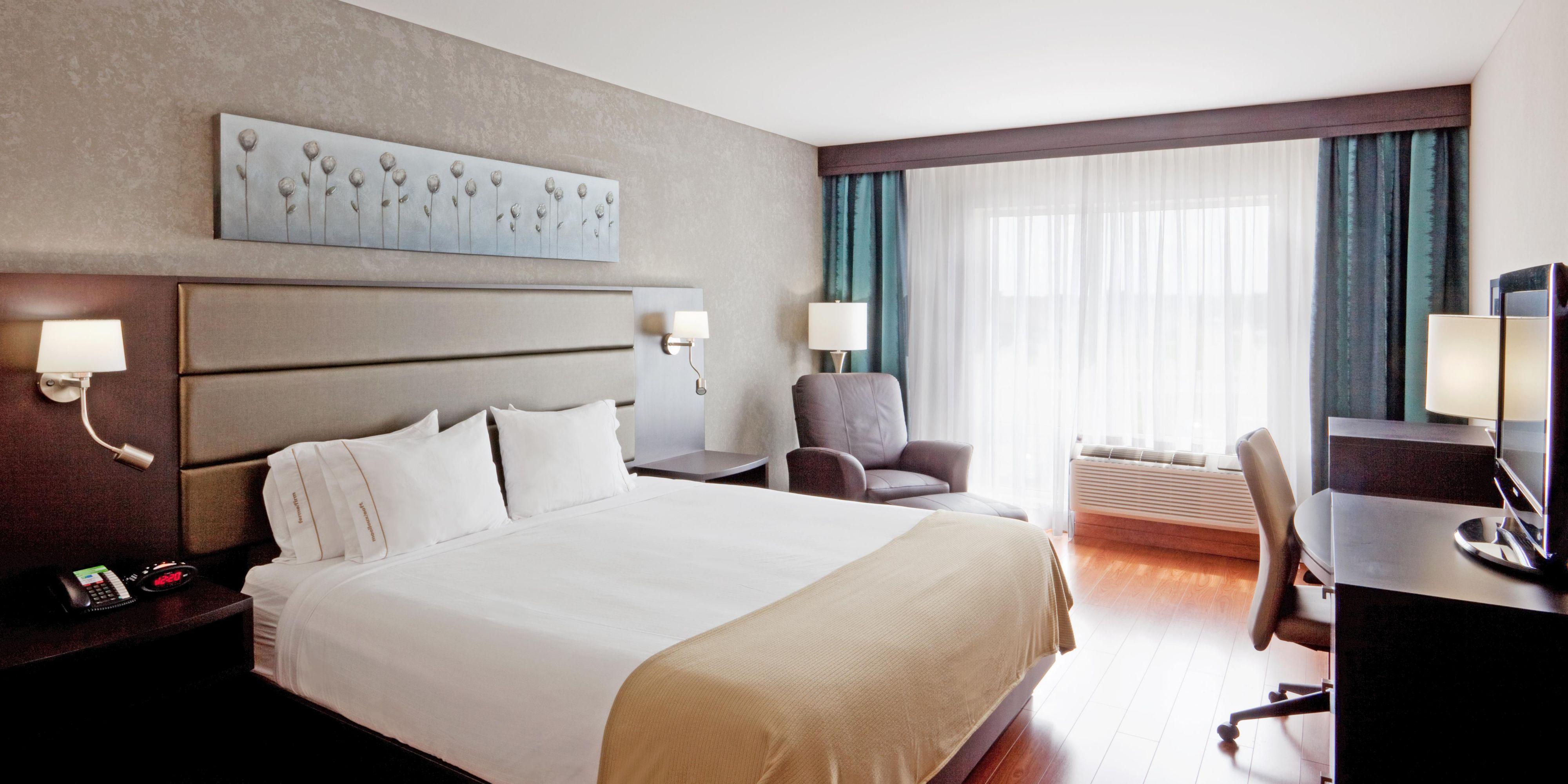 Holiday Inn Express & Suites Saint Hyacinthe Hotel by IHG