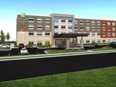 Holiday Inn Express & Suites Salem in Mount Vernon, Illinois