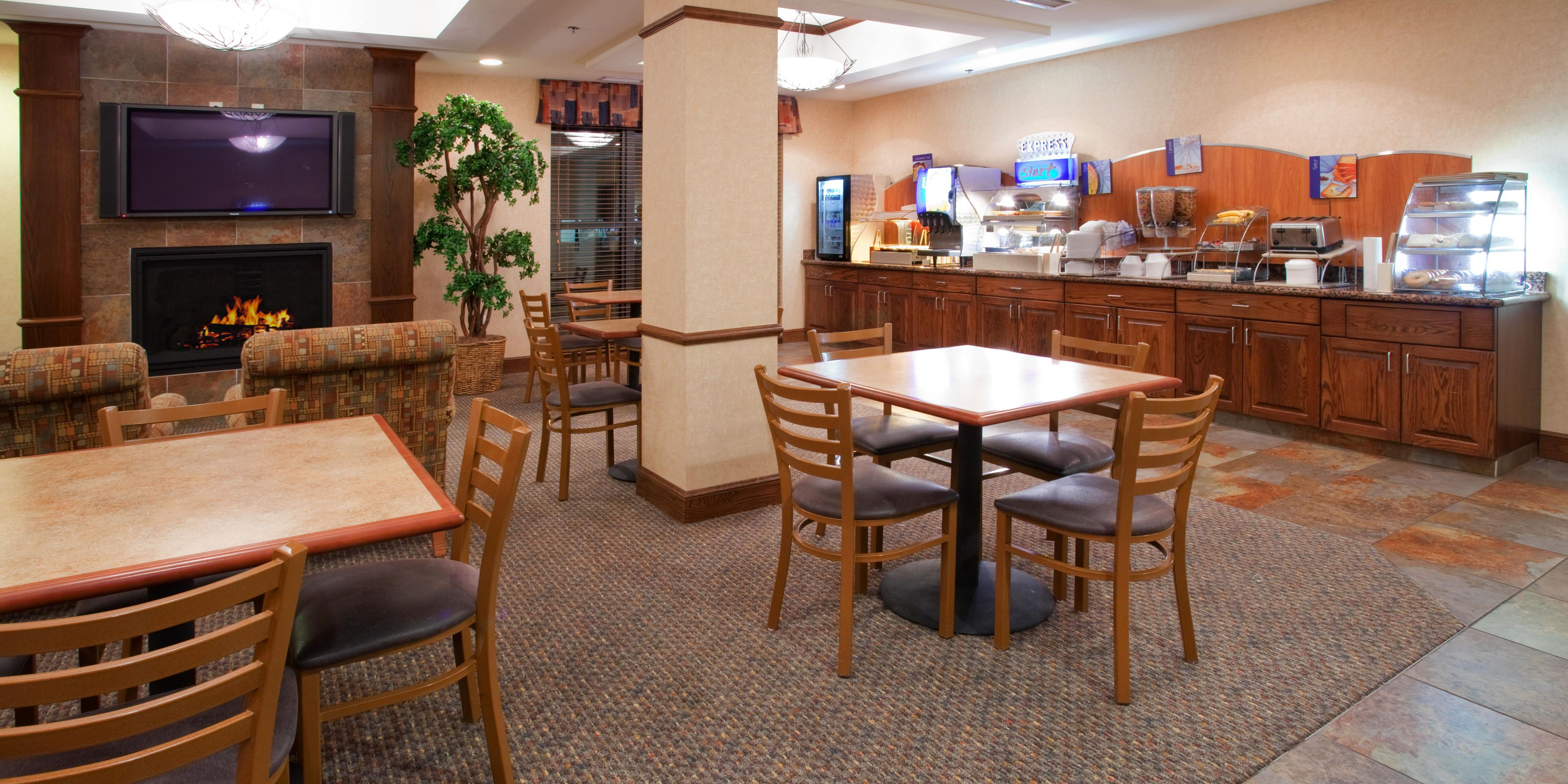 holiday inn express & suites salt lake city-airport east hotel by ihg