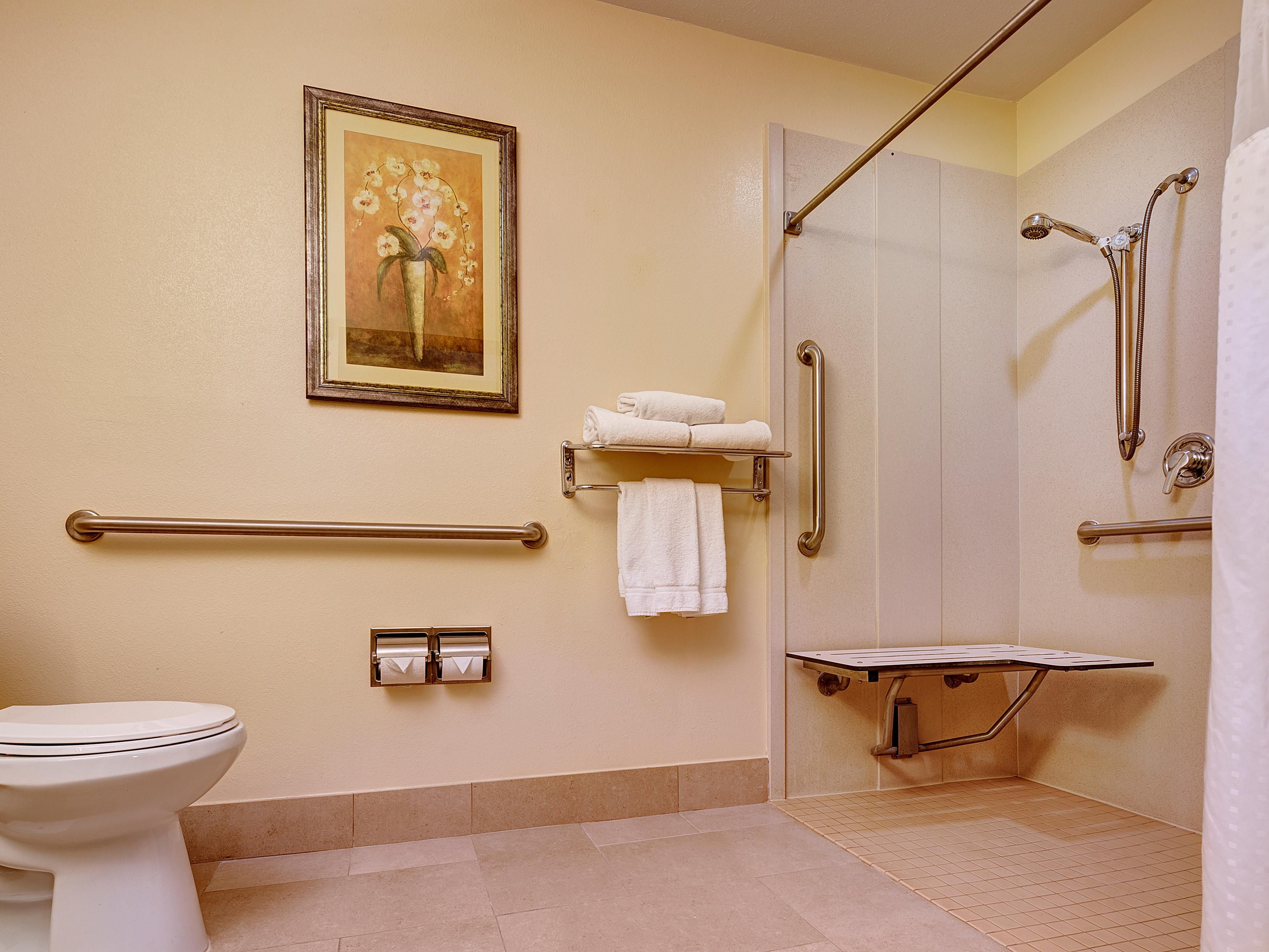Accessible guest rooms are available upon request.