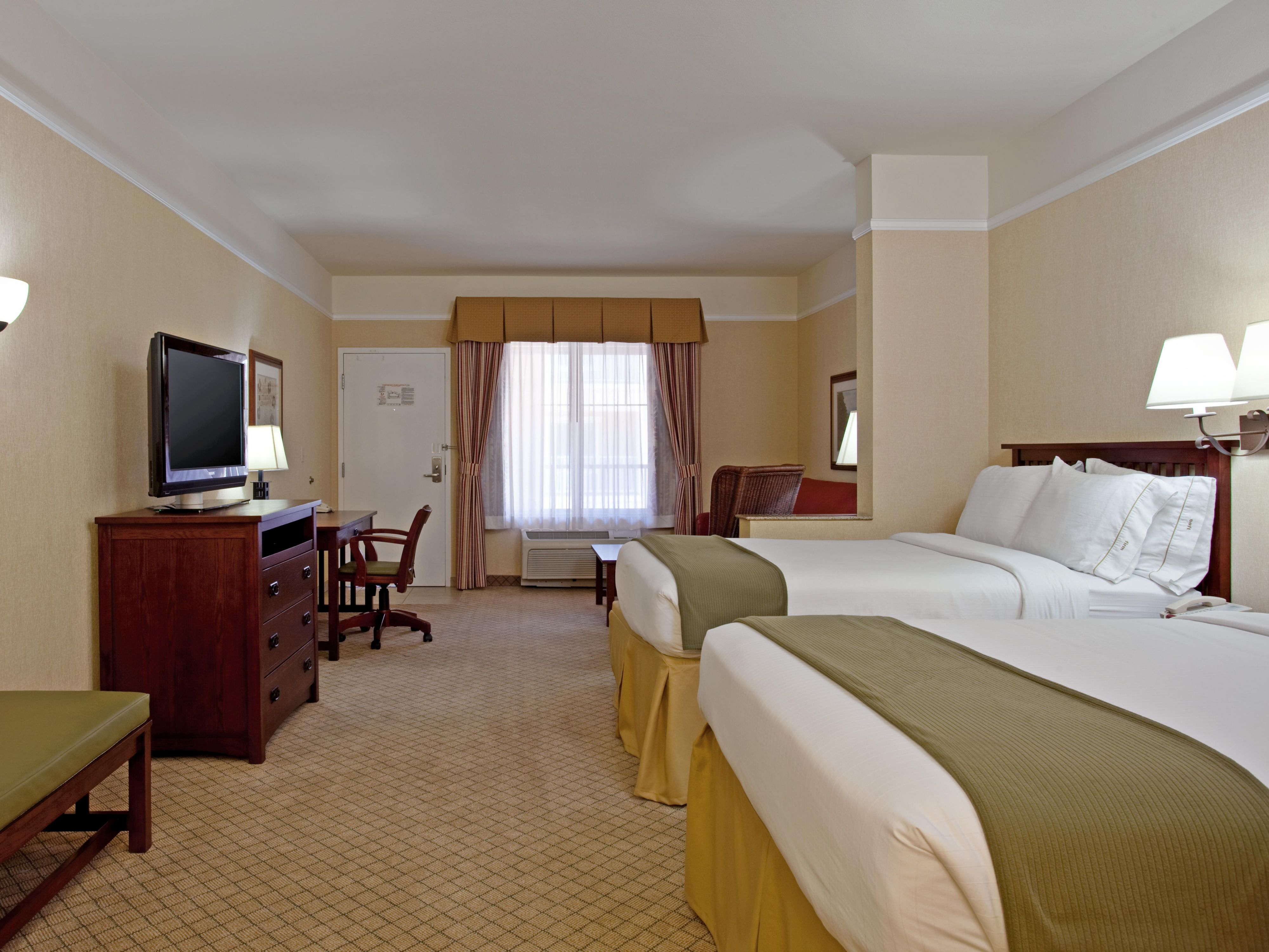 Two Full Bed Executive Room