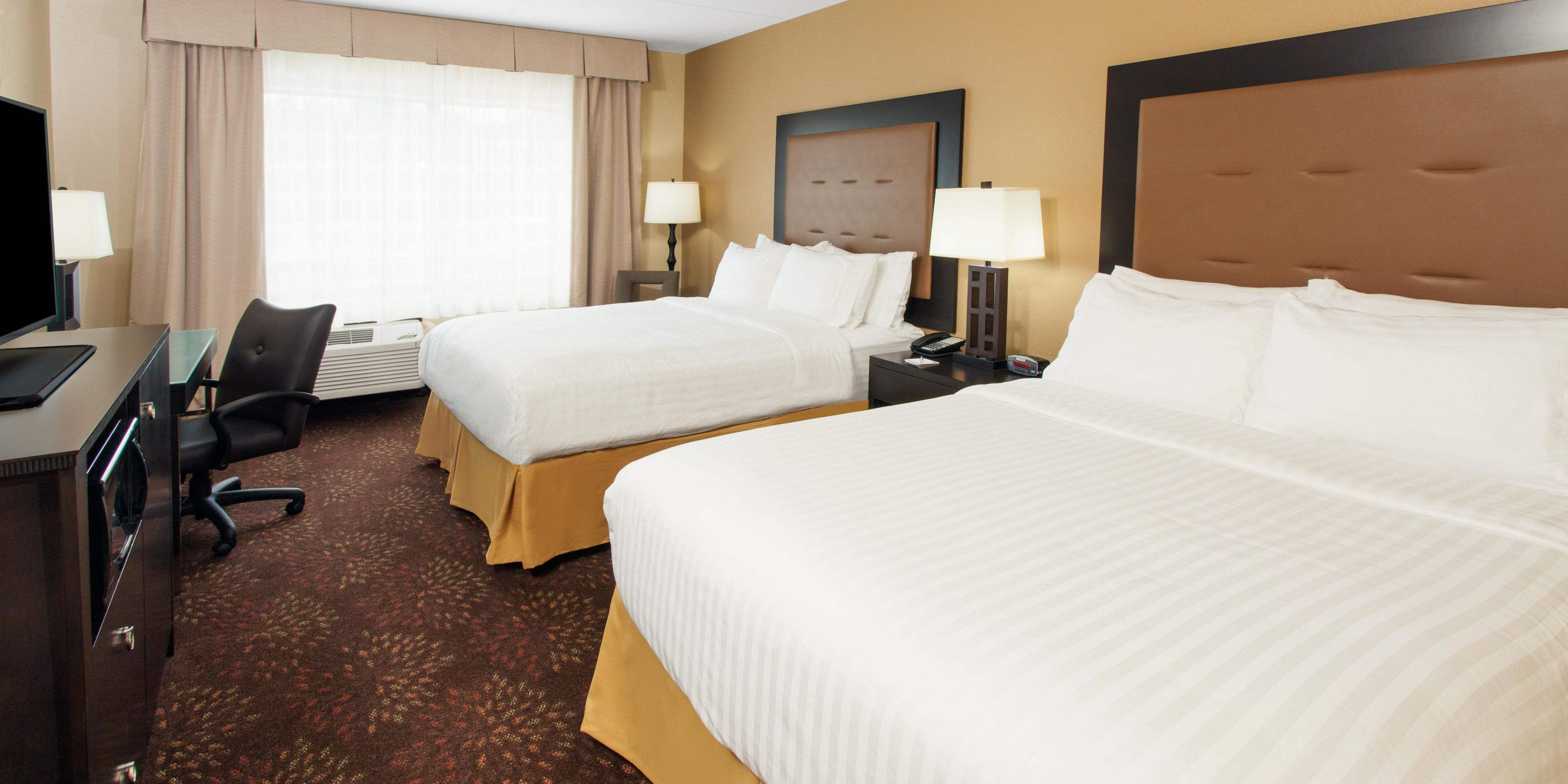 hotel near cedar point - holiday inn express hotel sandusky, oh