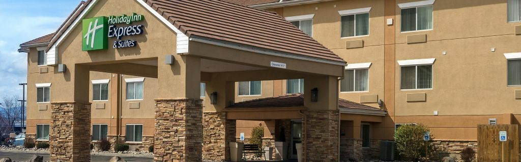We Welcome You To The Holiday Inn Express Amp Suites In Sandy