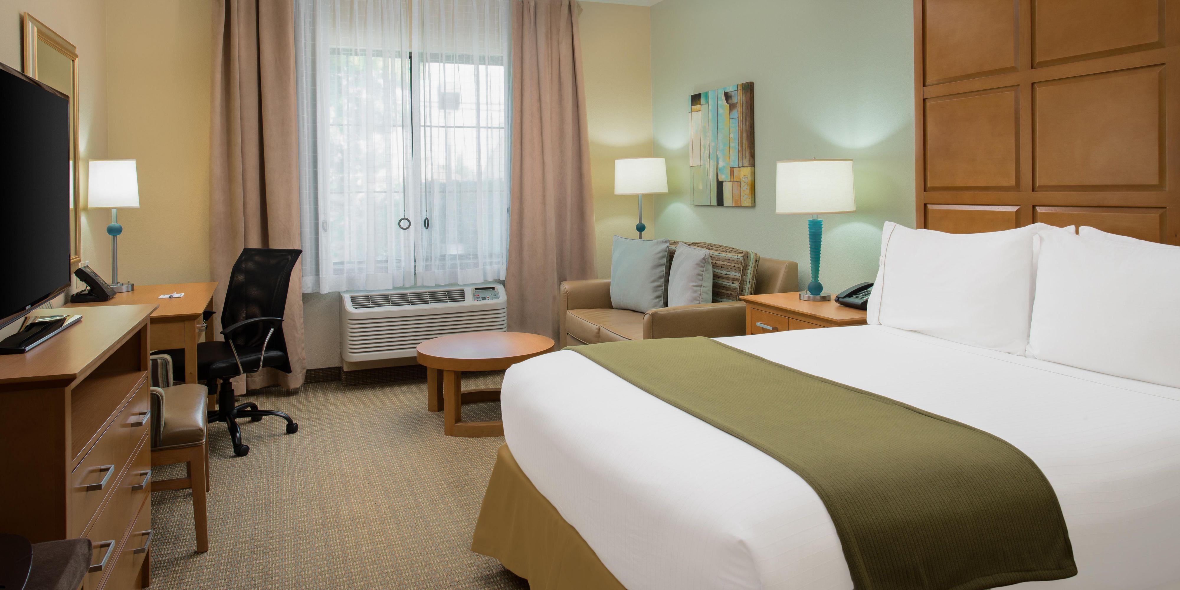 Holiday Inn Express And Suites Santa Clara 4031468770