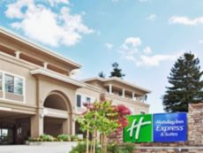 Holiday Inn Express & Suites Santa Cruz in Morgan Hill, California