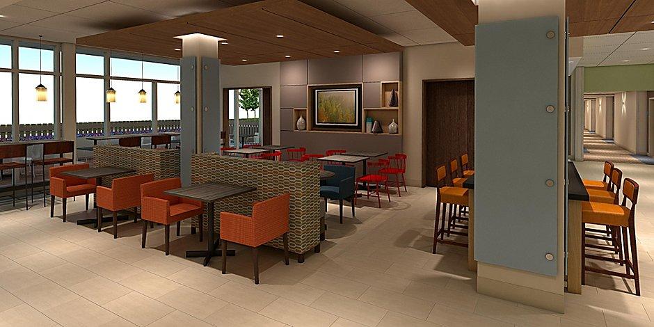 Holiday Inn Express & Suites Santa Fe Hotel in Santa Fe by IHG
