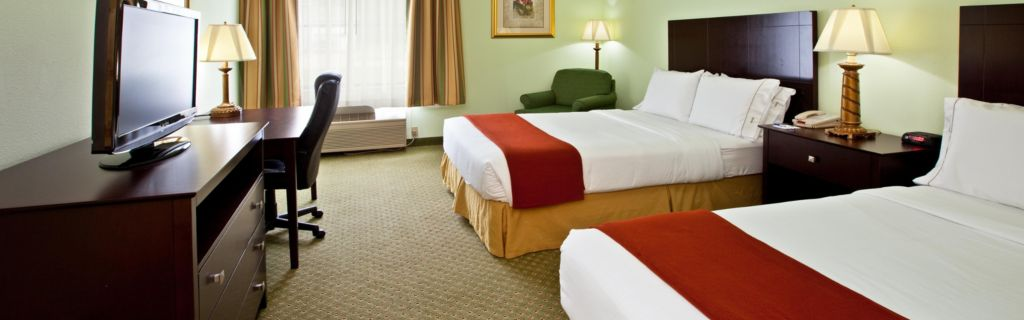 Hotel Exterior Double Bed Guest Room