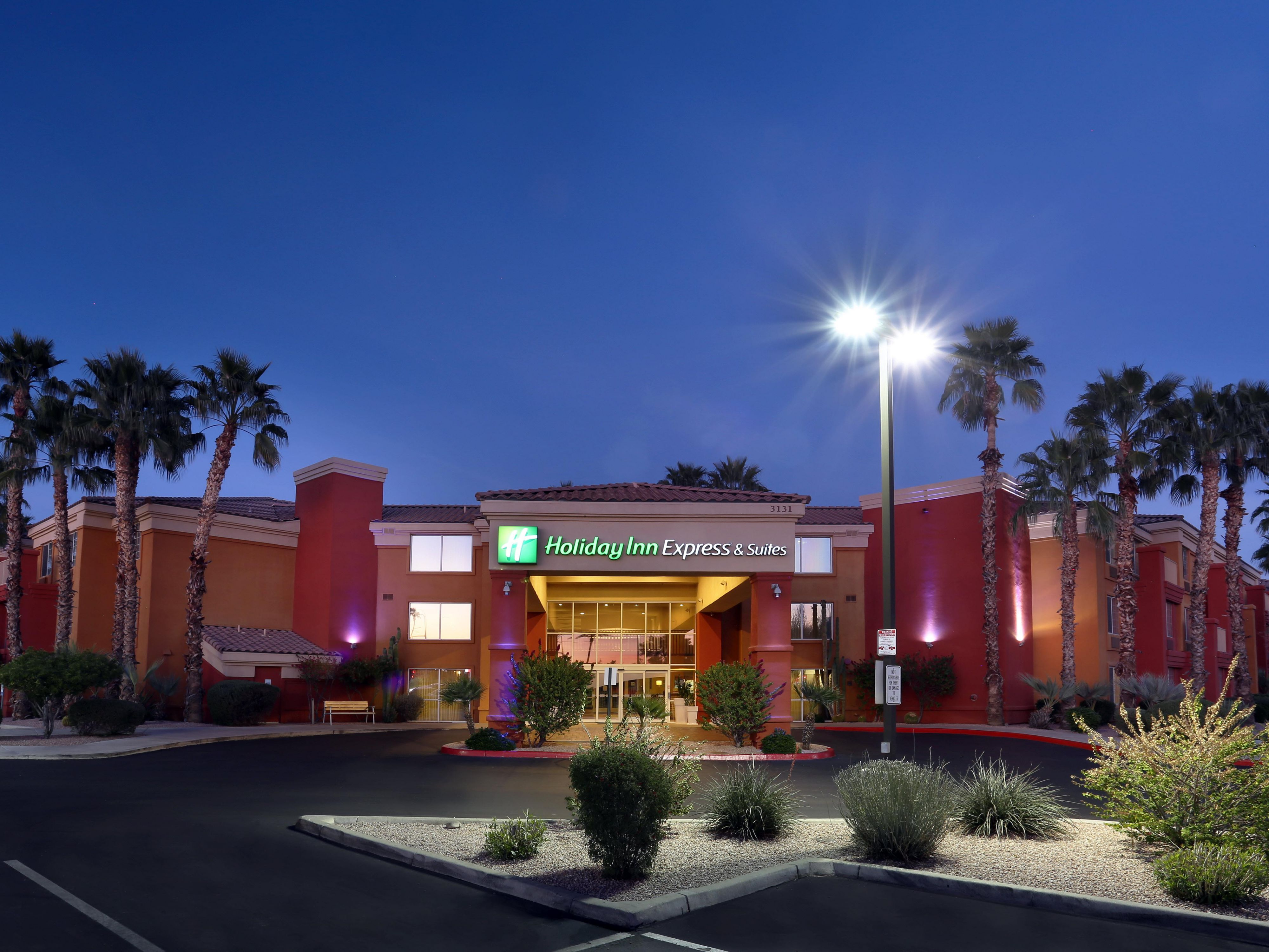 Welcome to the Holiday Inn Express - Scottsdale Old Town