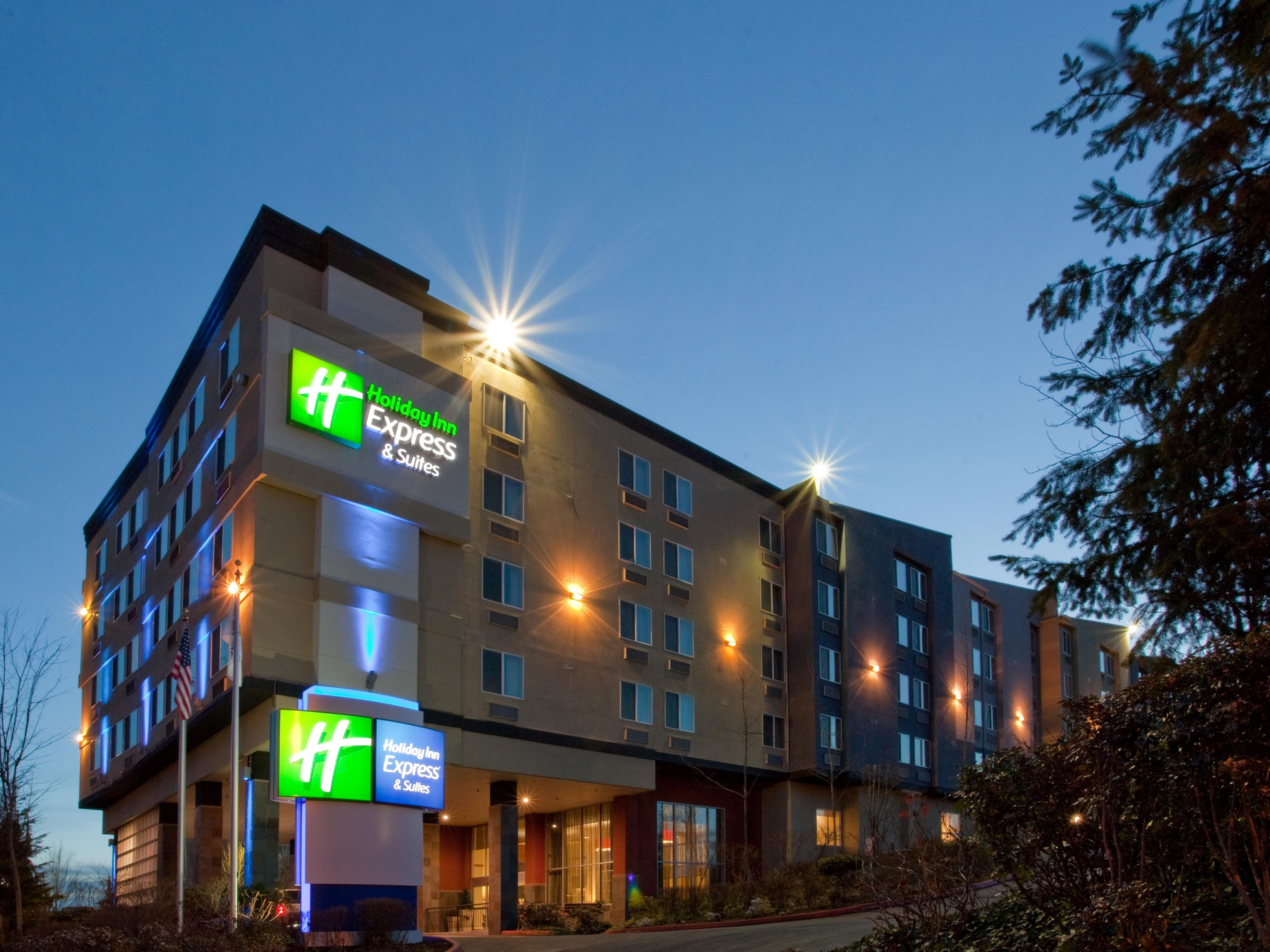 Hotels Near Seatac Airport In Seattle