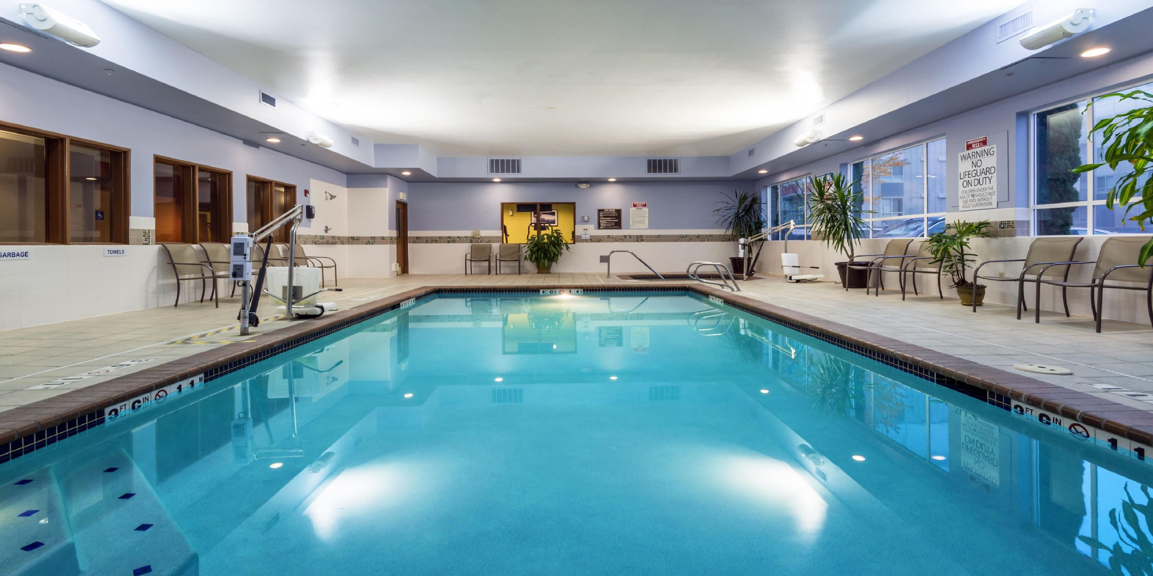 Entertainment & Recreation. Indoor Pool ...