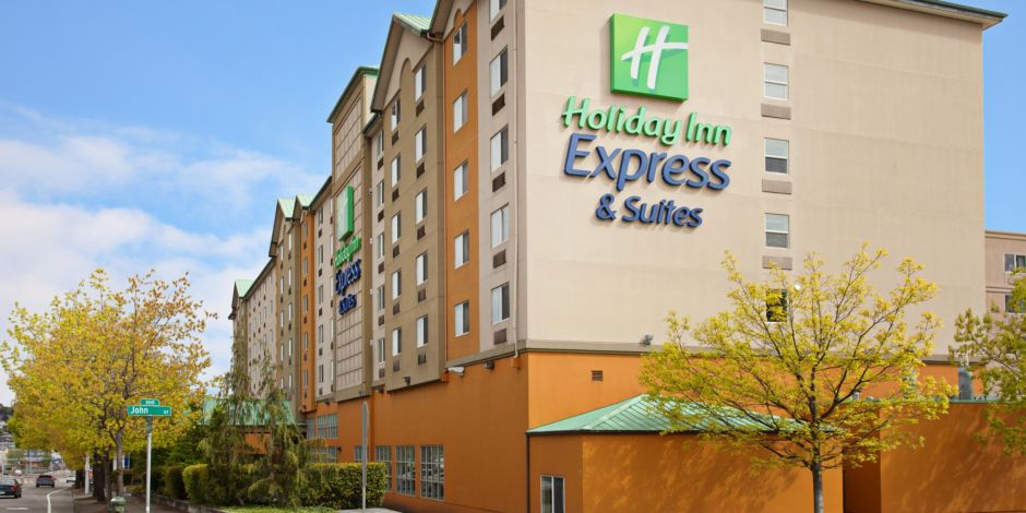 Holiday Inn Express Holiday Inn Express & Suites Seattle-City Center ...