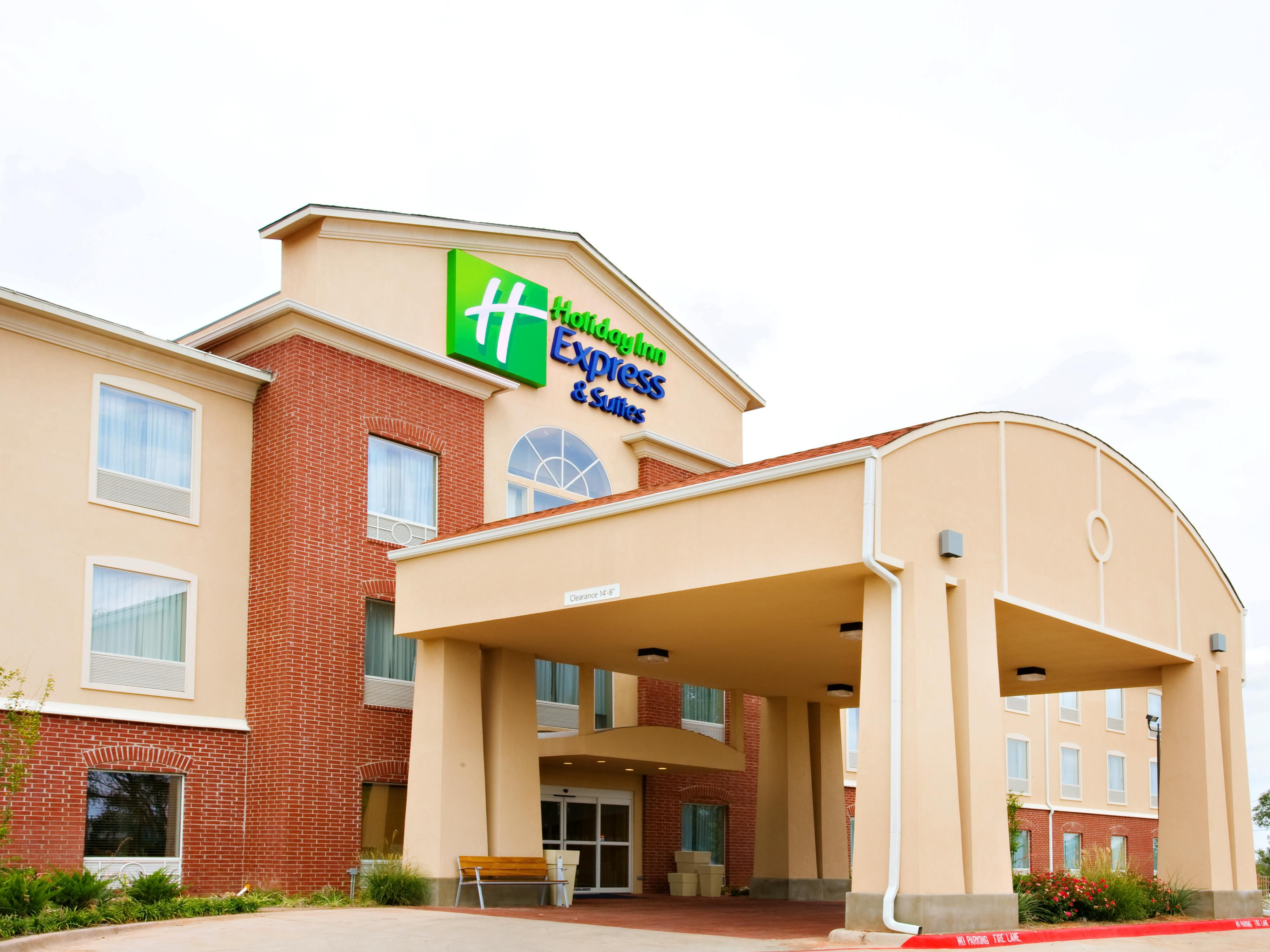 Holiday Inn Express & Suites Shamrock North