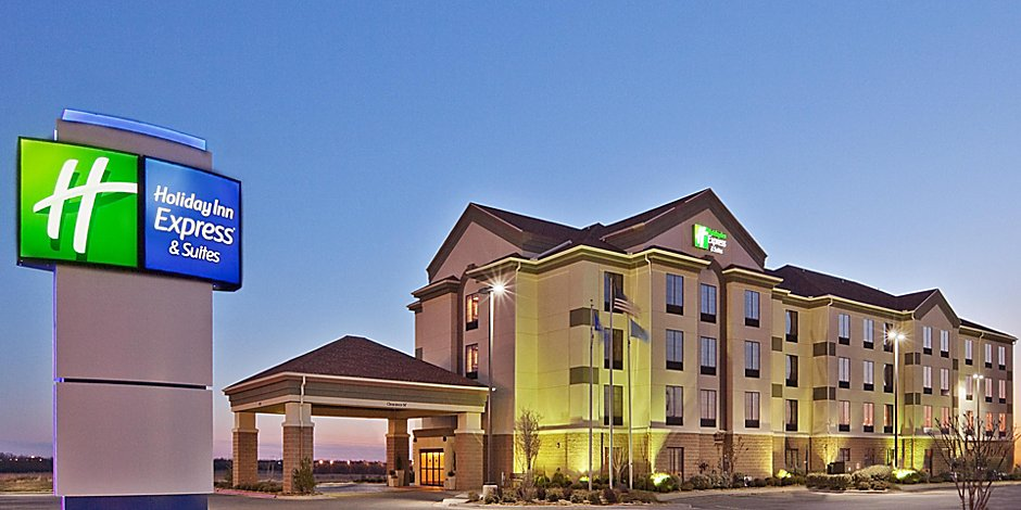 Holiday Inn Express & Suites Shawnee I-40 Hotel by IHG