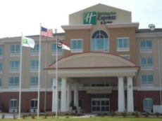 Holiday Inn Express & Suites Smithfield - Selma I-95 in Wilson, North Carolina
