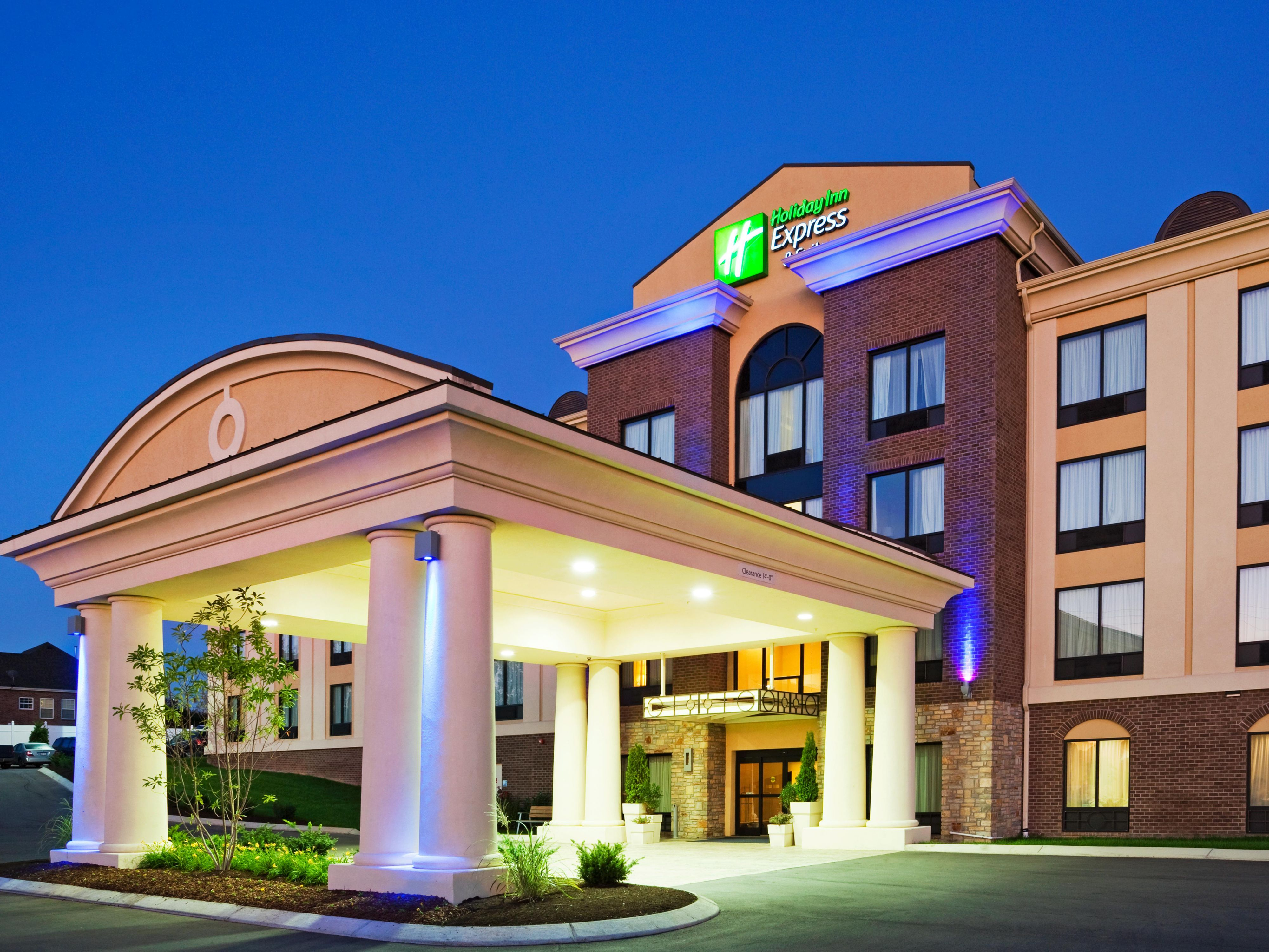 Welcome to the Holiday Inn Express & Suites Smyrna!