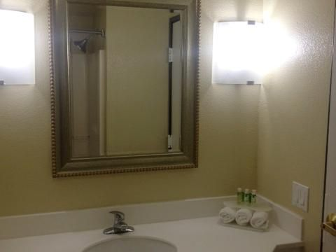 Newly Refreshed Guest Bathroom
