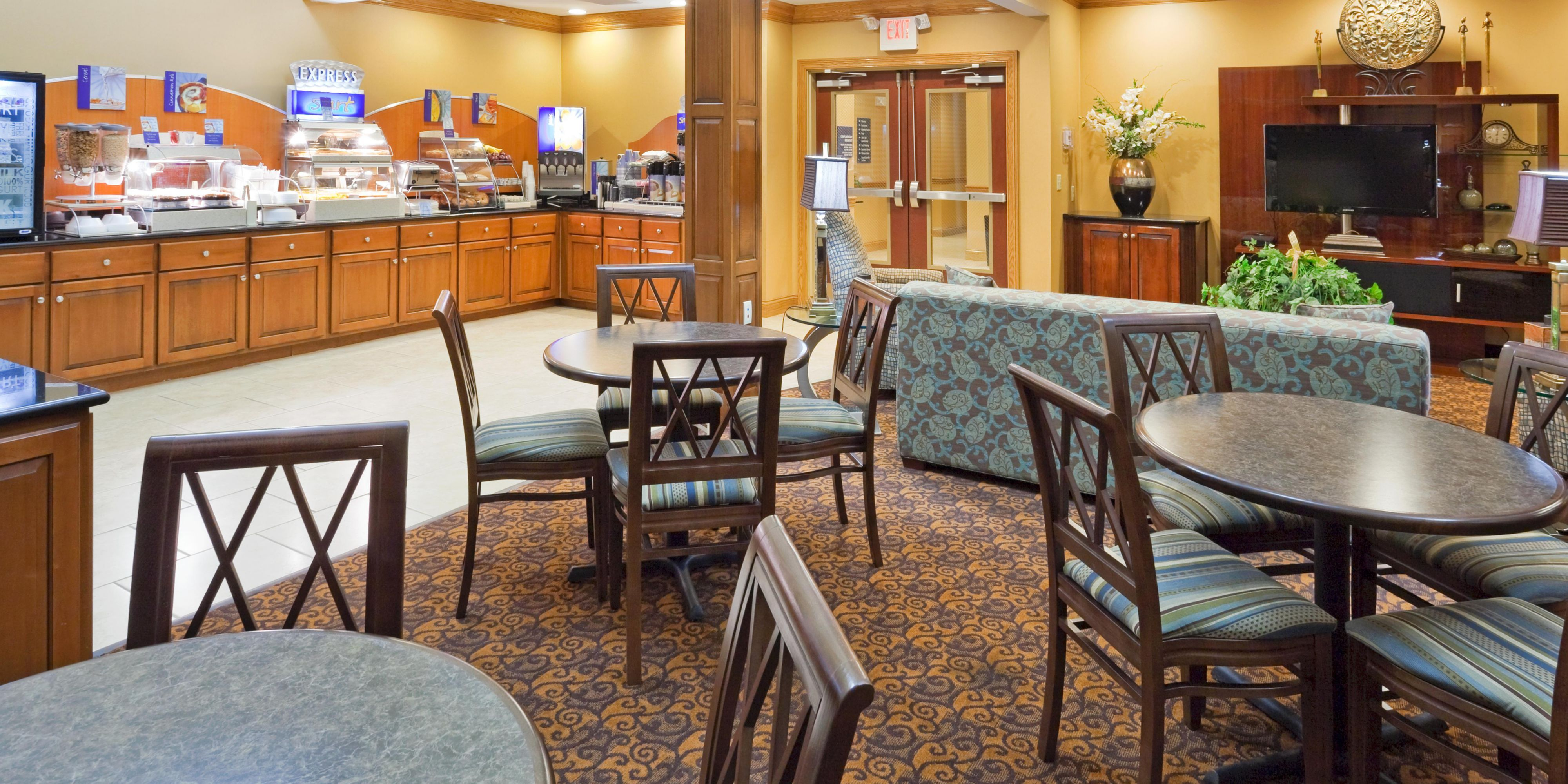 Holiday Inn Express Suites Somerset Central Hotel By Ihg